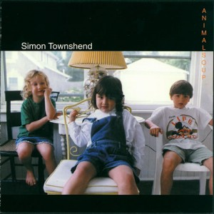 Simon Townshend's Animal Soup CD (Stir 10103)