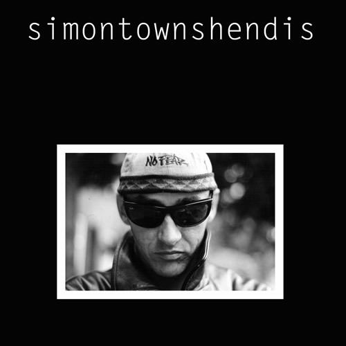 Simon Townshend's simontownshendis CD (Stir 10106)