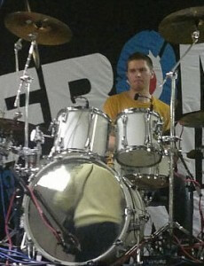 Chris Grainger drums
