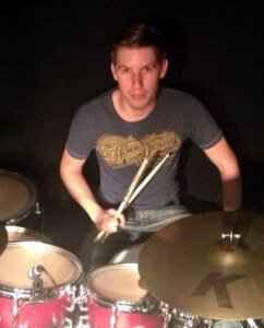 Greg Pringle  drums