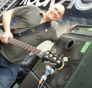 Phil Spalding Bass