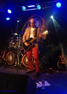 Simon at Talking Heads Southampton, photo by Phil Spalding