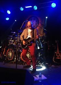 Simon at Talking Heads Southampton, photo by Phil Spalding