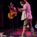 2014.04.23- Simon Townshend, Eddie Vedder - The Triple Door -by Jason Tang