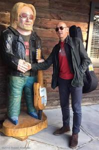 Simon meets Daryl