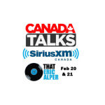 Catch Simon on SiriusXM Canada this weekend